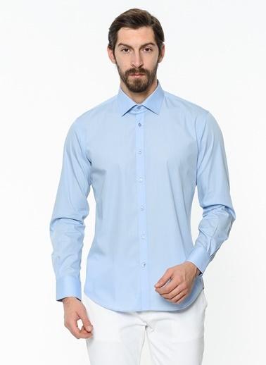 Uzun Kollu Gömlek-Daffari